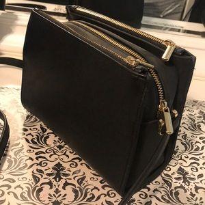 Target black crossbody bag